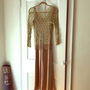 Mother of the bride dress, worn once.